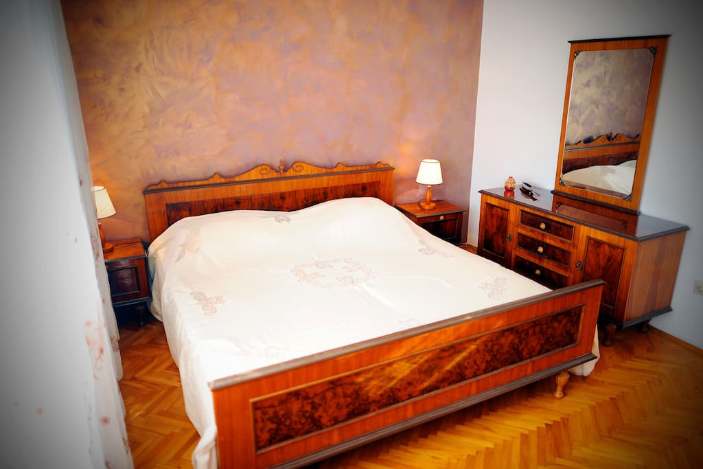 King Double Bed Bedroom Furniture
