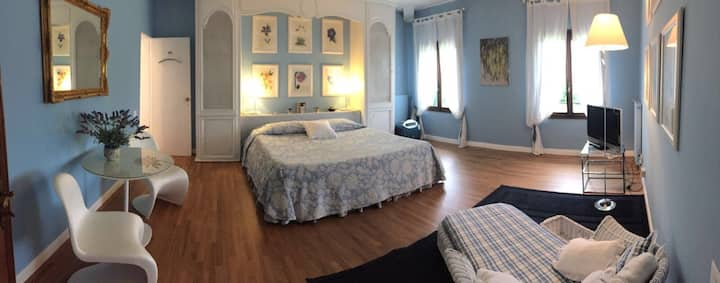 Luxury room b&b in Treviso Villa