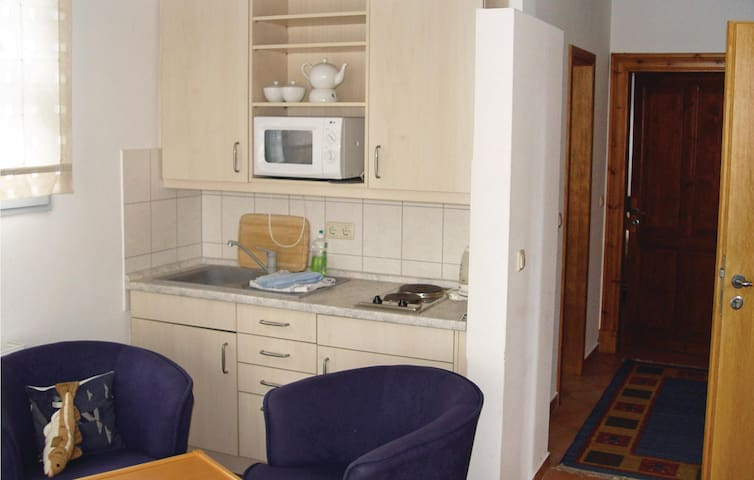 Holiday apartment with 1 bedroom on 38m² in Wismar