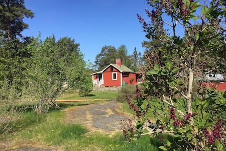 Charming cottage on Amazing island