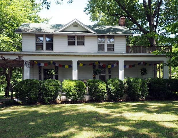 The Farmhouse Graceland Cottage - Memphis - Apartamento