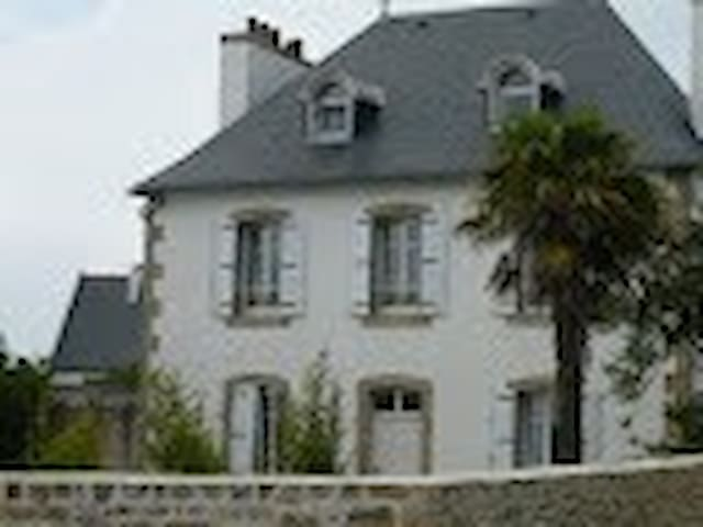 Maison Trez Bihan pour 10/12 pers - Telgruc-sur-Mer - House