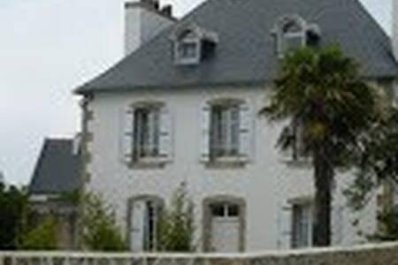 Maison Trez Bihan pour 10/12 pers - Telgruc-sur-Mer