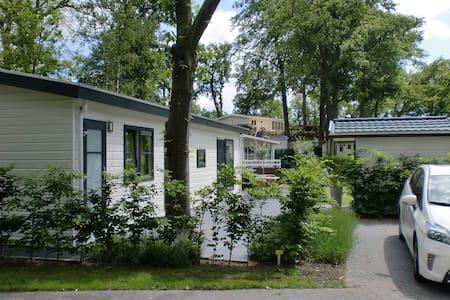 Lux. Chalet in Steenwijk/Giethoorn - STEENWIJK