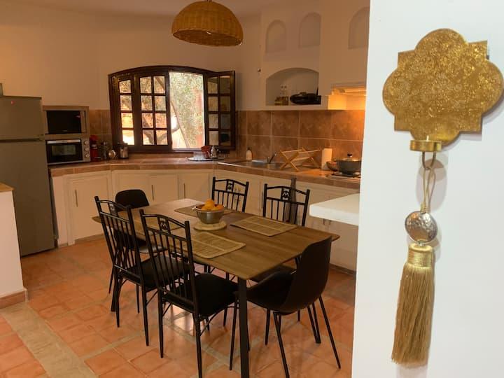 Charmante maison de campagne à Marrakech