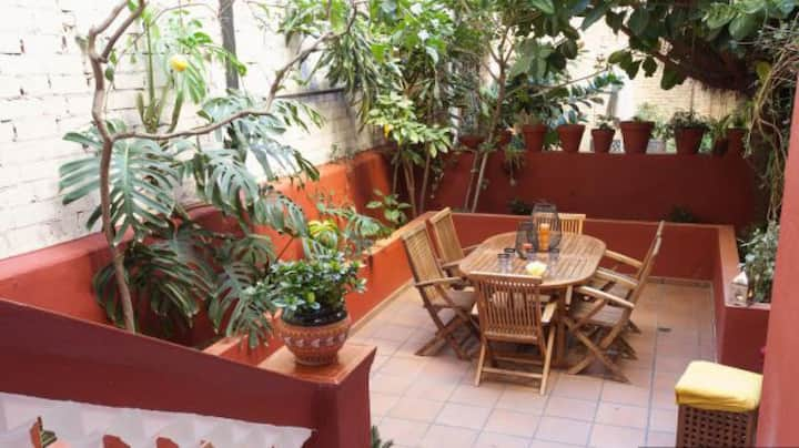 AB Gracia 5 bedroom apartment with Terrace - Ref. GI2724