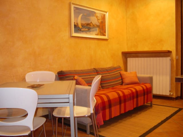 A few steps from the lake... - Castelletto sopra Ticino - Timeshare