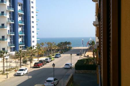 Primera linea playa,Luxury apartmentwith sea view - Torrevieja - Apartment