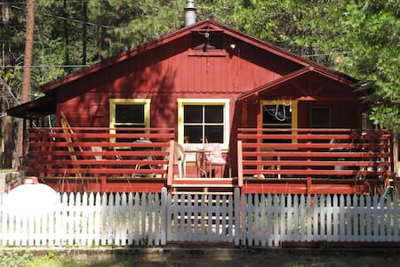 Your Home in Yosemite National Park - Talo
