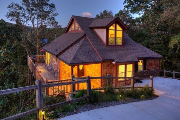 Stunning Mountain and Lake Views - Ellijay - Chalet