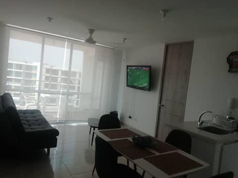 Apartamento en condominio Peña Azul