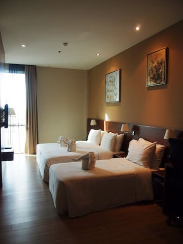 Swiss Hotel Apartment - Family Room - Kuala Belait - Autre