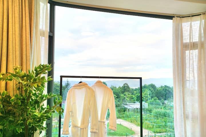 大理古城_民宿   可以观赏洱海的精致私享大床房3.1