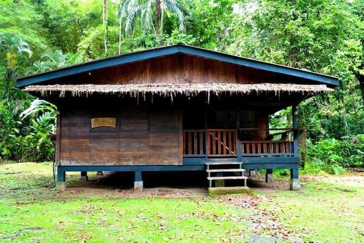 Casitas de Punta Uva - Casa Amapola - Puerto Viejo - Rumah