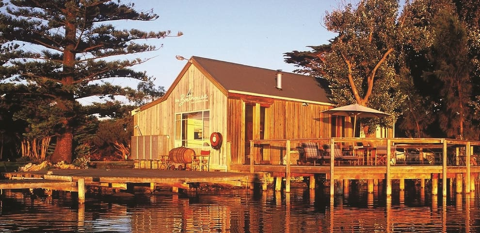 Boathouse Retreat - Birks Harbour - Goolwa - Flat