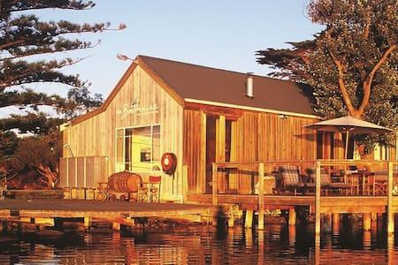 Boathouse Retreat - Birks Harbour - Goolwa - Huoneisto