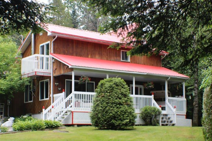 Chez Roger Eastman, Quebec - Eastman