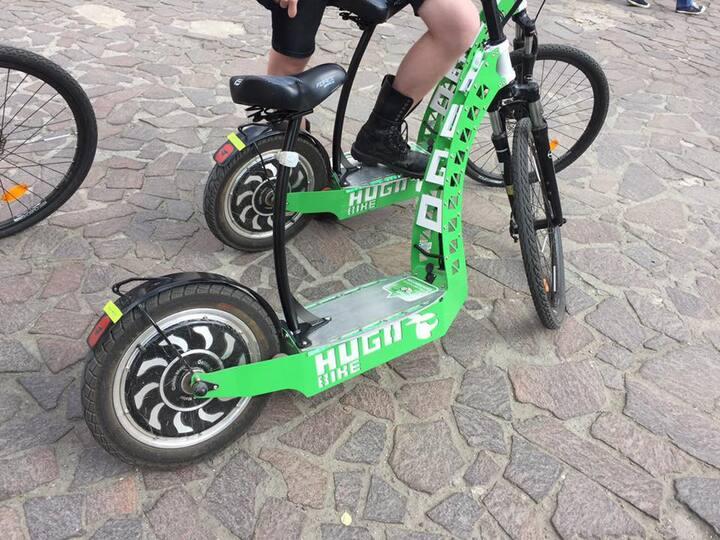 E-scooter HUGO Bike