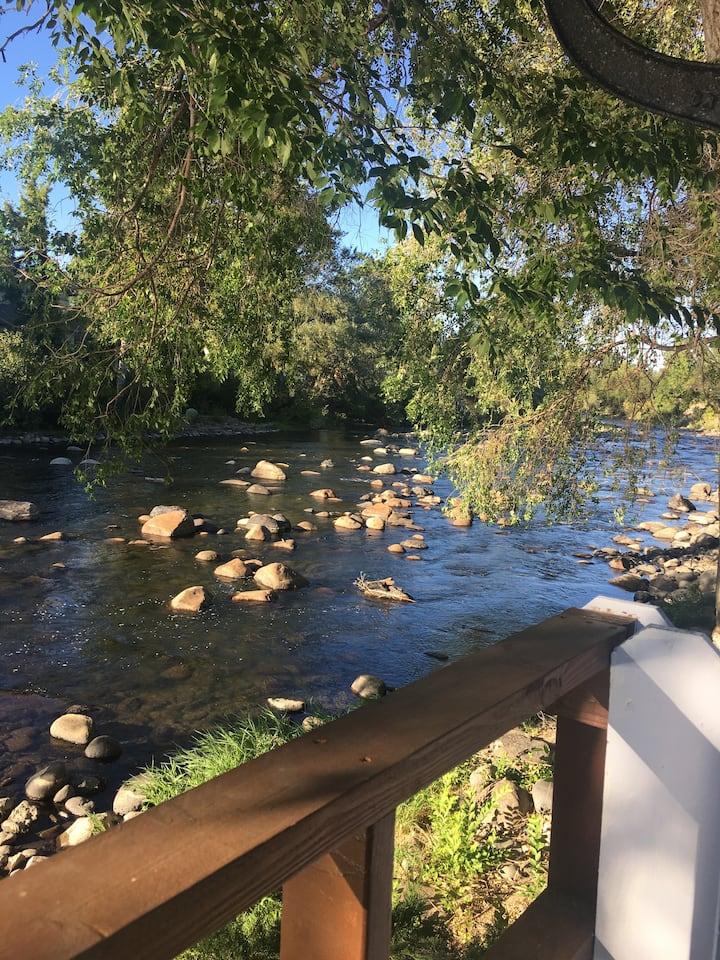 River runs wild on Idlewild