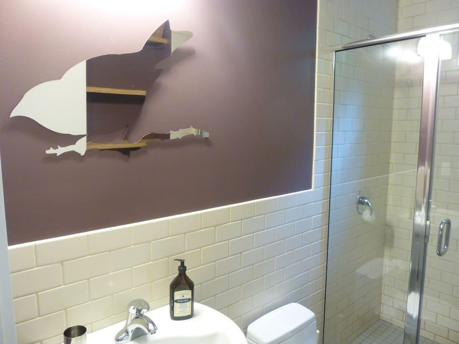 Bathroom - View 1.