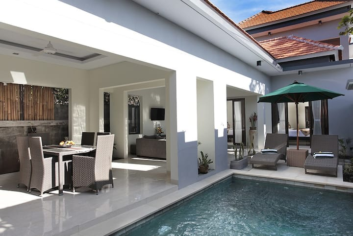 Luxury Villa 1 with Private Pool