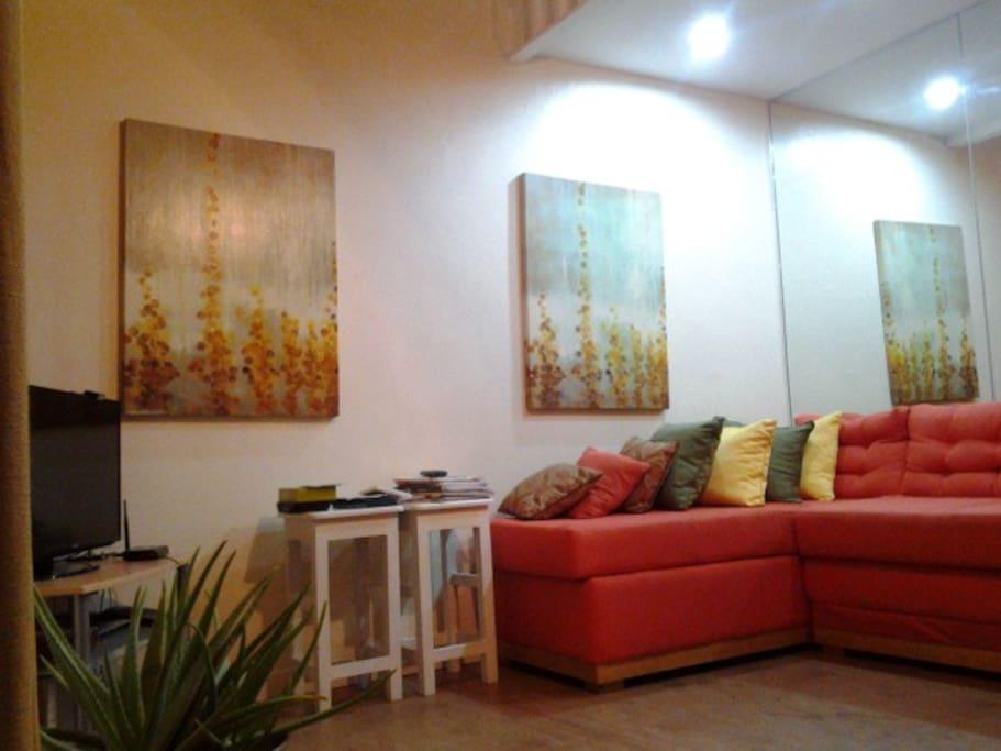 Loft apartment by beach studio b wohnungen zur miete for Schlafsofa jamaika