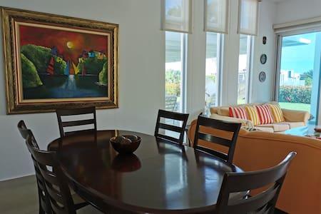 Charming Beach Villa Ideal For Families.