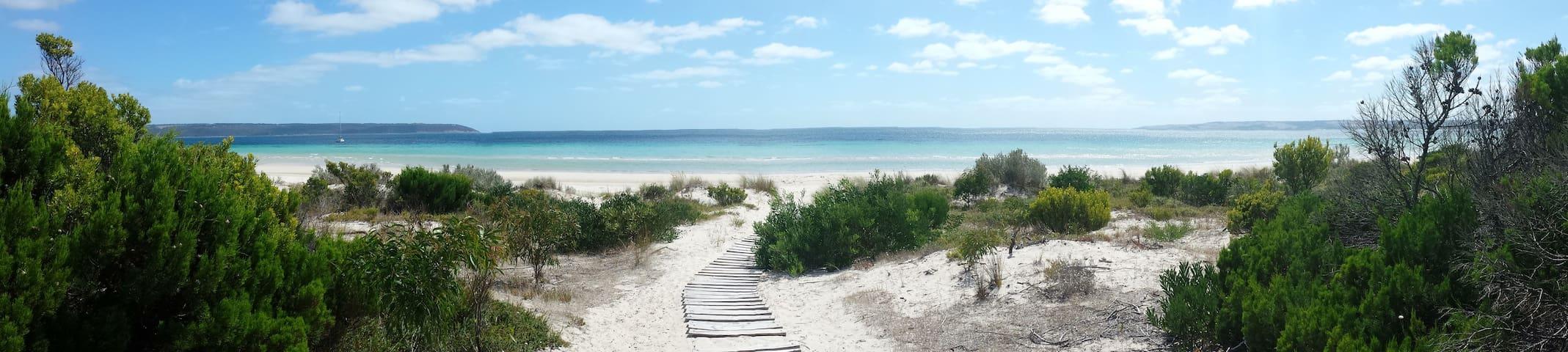 Strandmarken - Beach house - Island Beach