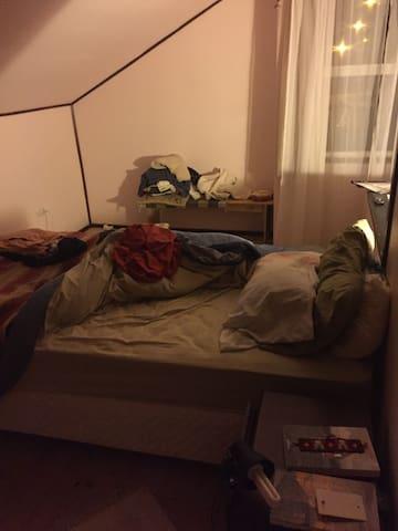 Dormitorio privado Gran entorno, Futaleufú