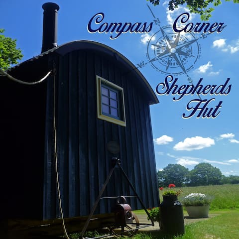 Unique Shepherds Hut for Two
