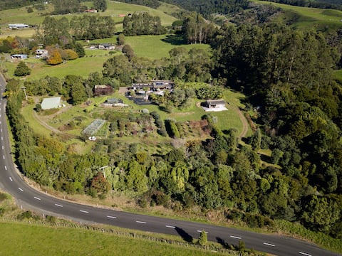 Mt Pirongia Hideaway