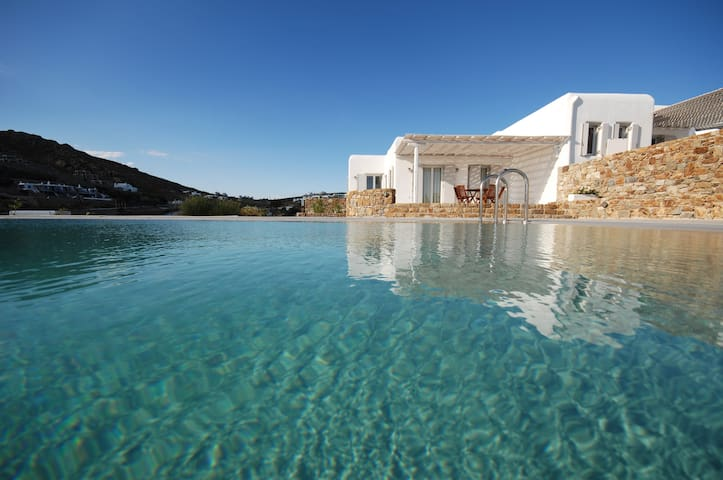 Iliada Luxurious Brand New Villa  - Elia