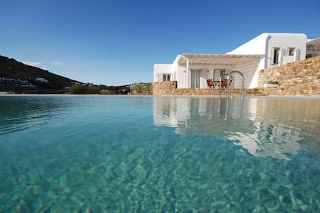 Iliada Luxurious Brand New Villa  - Elia - Villa