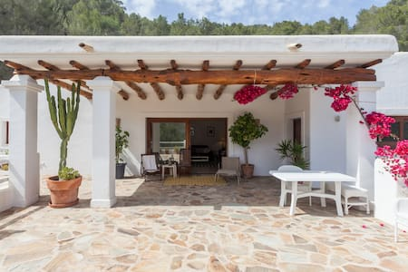 Romantic Private Villa in Ibiza