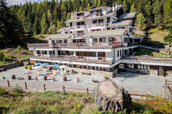 """""""Residence Stefania"""" nel cuore della Valtellina"""