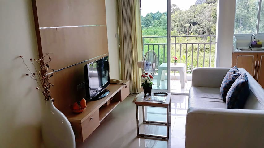 spacious 2-room private Apartment (M9)