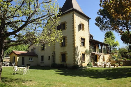 Chambres Famille. Font Margout - Bed & Breakfast