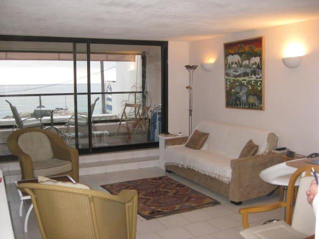 CANNES SUPER STUDIO 30 M2 VUE MER - Cannes - Appartement