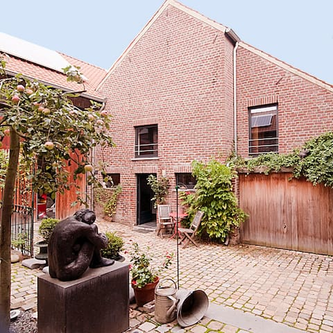 weekend/holiday house - Maastricht-Kesselt  - Casa