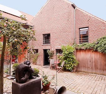 weekend/holiday house - Maastricht-Kesselt  - Talo