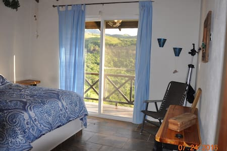 Hawk's Nest B&B (Mountain View Room) - La Laguna