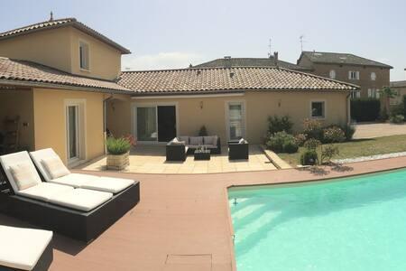 LAGOA VERDE 190 m2 + piscine - Denicé