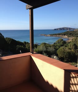 Lovely house with wonderful seaview - Perda Longa - Villa