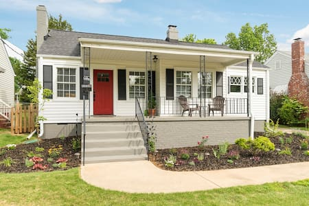 Super clean private house near Downtown Greenville