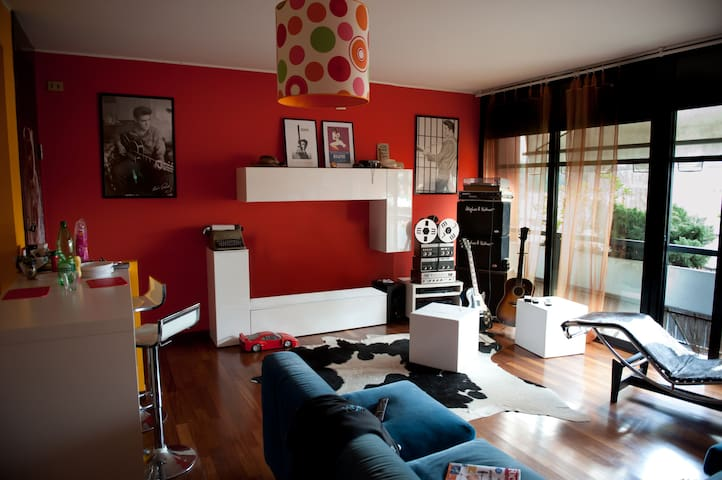 Beautiful apartment in Milano3 - Basiglio - Pis