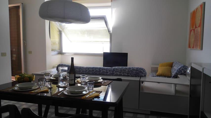Comfort vista mare! - Santa Marinella - Apartamento