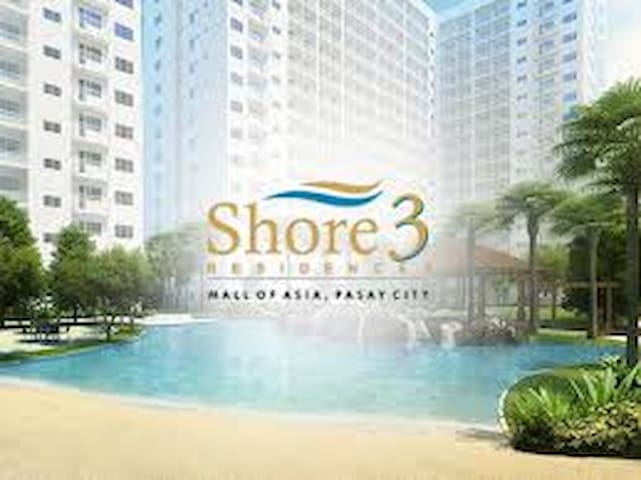 Shore 3 Suite near Airport and Mall of Asia