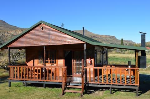 Miller's Wood Cabins Elephant Unit 1
