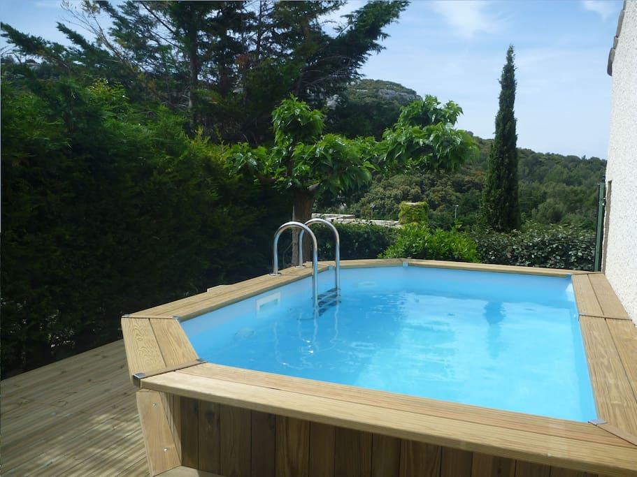 Le point de fraîcheur obligatoire en été en Provence!