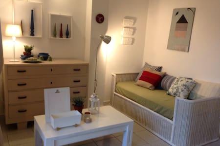 Delizioso appartamento sul mare - Isola Rossa - Квартира